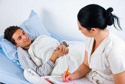 Когда необходим сестринский процесс при пневмонии. (о пневм)